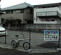 本町四丁目柿の木駐車場