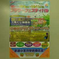小金井フラワーフェスティバル2015