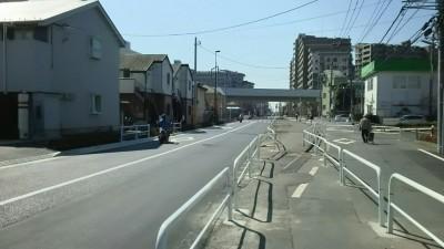 都市計画道路完成