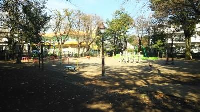 上の原公園全体