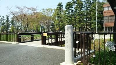 平右衛門橋南側